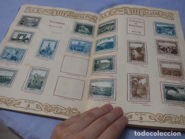 Coleccionismo Álbumes: * Antiguo album de cromos catalunya, de 1933, original, faltan varios cromos. ZX - Foto 24 - 194239298