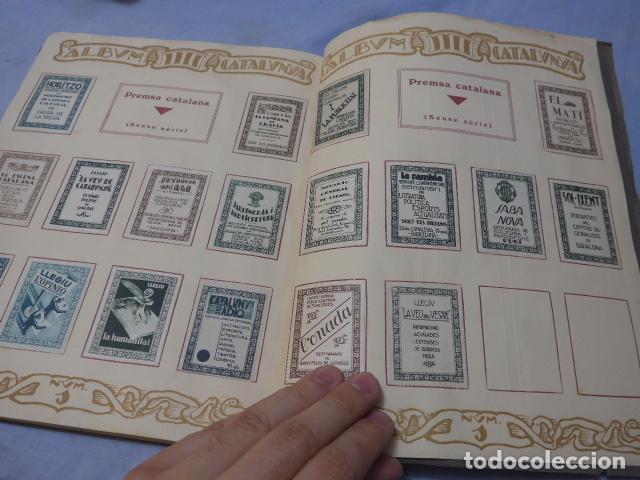 Coleccionismo Álbumes: * Antiguo album de cromos catalunya, de 1933, original, faltan varios cromos. ZX - Foto 25 - 194239298