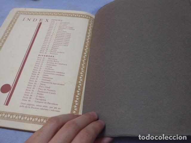 Coleccionismo Álbumes: * Antiguo album de cromos catalunya, de 1933, original, faltan varios cromos. ZX - Foto 26 - 194239298