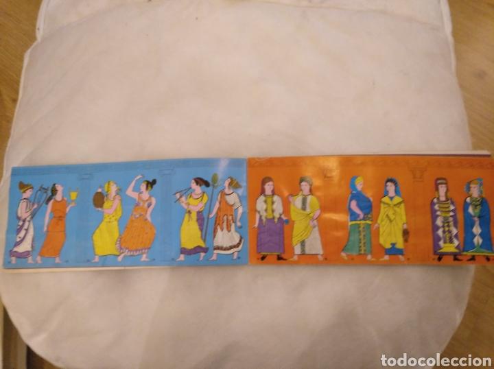 Coleccionismo Álbumes: 1.3 Álbum chicles Fleer. Nina colección recorta y pega, la moda desde Eva. Ruiromer 1968 - Foto 4 - 194248106