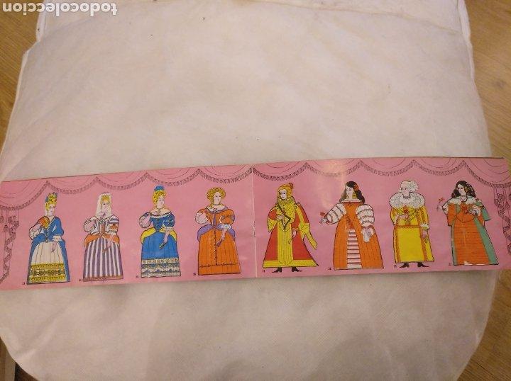 Coleccionismo Álbumes: 1.3 Álbum chicles Fleer. Nina colección recorta y pega, la moda desde Eva. Ruiromer 1968 - Foto 6 - 194248106