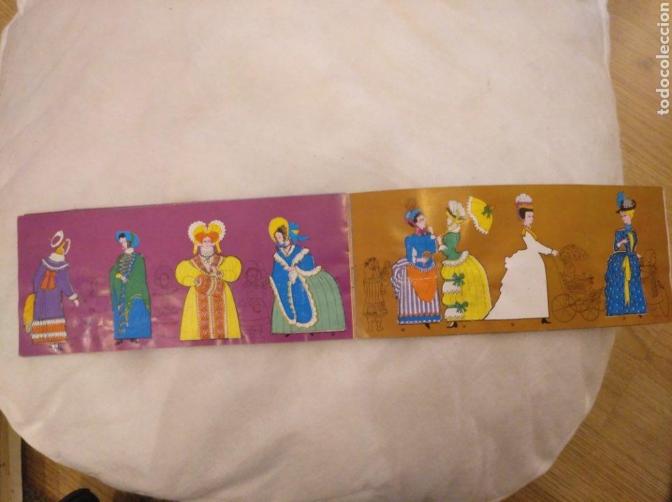 Coleccionismo Álbumes: 1.3 Álbum chicles Fleer. Nina colección recorta y pega, la moda desde Eva. Ruiromer 1968 - Foto 8 - 194248106