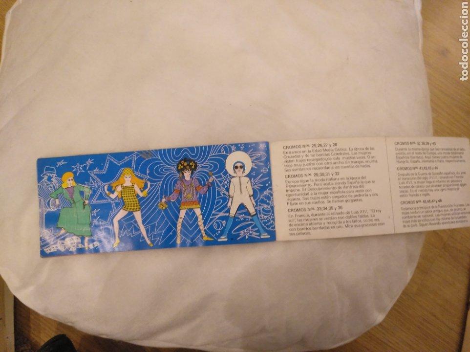 Coleccionismo Álbumes: 1.3 Álbum chicles Fleer. Nina colección recorta y pega, la moda desde Eva. Ruiromer 1968 - Foto 10 - 194248106