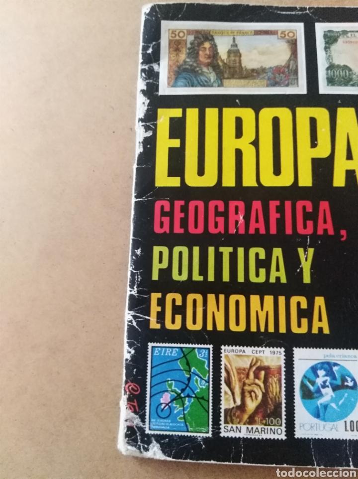 Coleccionismo Álbumes: Album cromos chocolates Hueso Europa cromo colección - Foto 16 - 194340237