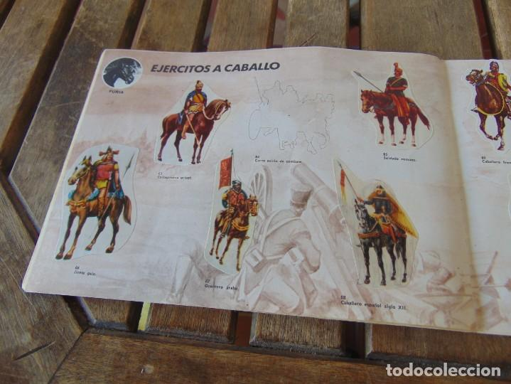 Coleccionismo Álbumes: ÁLBUM DE PANRICO EL MUNDO DE FURIA CABALLOS EN ACCION INCOMPLETO FALTAN 7 CROMOS - Foto 14 - 194341920