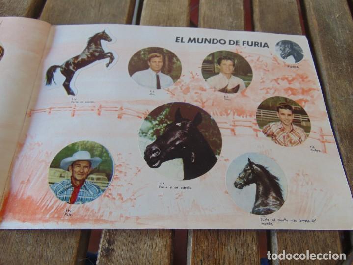 Coleccionismo Álbumes: ÁLBUM DE PANRICO EL MUNDO DE FURIA CABALLOS EN ACCION INCOMPLETO FALTAN 7 CROMOS - Foto 19 - 194341920