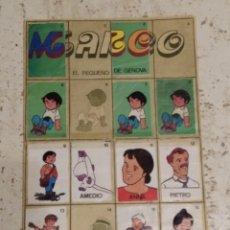 Coleccionismo Álbumes: MARCO ÁLBUM CROMOS AÑOS 70. Lote 194344890
