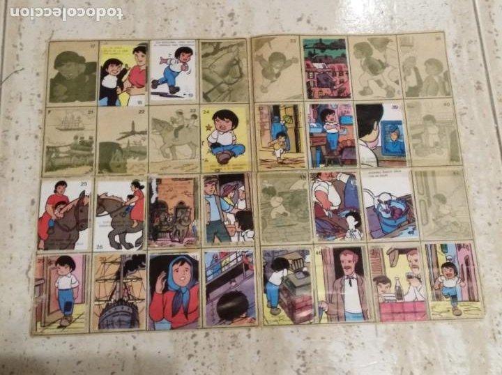 Coleccionismo Álbumes: MARCO ÁLBUM CROMOS AÑOS 70 - Foto 2 - 194344890