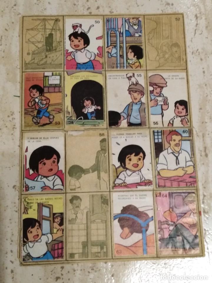 Coleccionismo Álbumes: MARCO ÁLBUM CROMOS AÑOS 70 - Foto 3 - 194344890