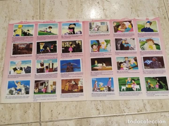 Coleccionismo Álbumes: HEIDI ALBUM DE CROMOS AÑOS 70 - Foto 3 - 194345411