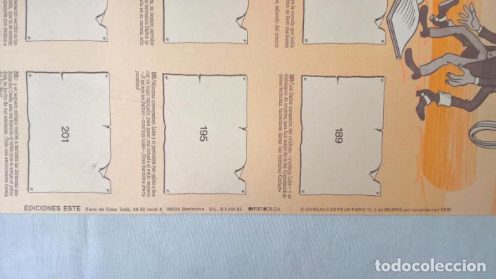 Coleccionismo Álbumes: ALBUM CROMOS - LUCKY LUKE. ED. ESTE - Foto 2 - 194356983