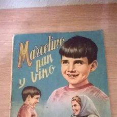 Coleccionismo Álbumes: ÁLBUM CROMOS FHER MARCELINO PAN Y VINO . Lote 194525066