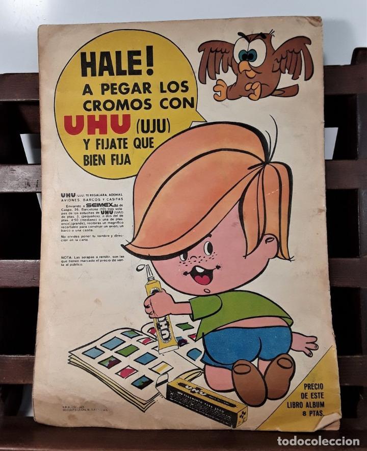 Coleccionismo Álbumes: ÁLBUM DE 180 CROMOS. VAMOS A LA CAMA. INCOMPLETO. EDIT. BRUGUERA. BARCELONA. 1965. - Foto 7 - 163015758