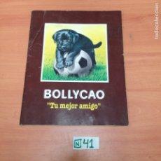 Coleccionismo Álbumes: ÁLBUM DE CROMOS INCOMPLETO BOLLYCAO. Lote 194863553