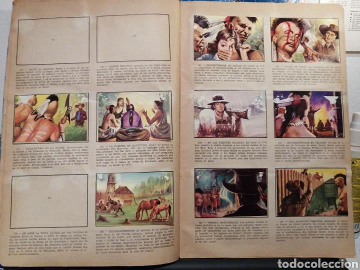 Coleccionismo Álbumes: Albums de cromos Lejano Oeste y Lejano Oeste 2. Leer descripcion. - Foto 5 - 194890725