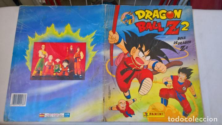 ALBUM DE CROMOS DRAGON BALL Z - 2 (Coleccionismo - Cromos y Álbumes - Álbumes Incompletos)