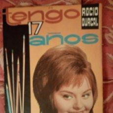 Coleccionismo Álbumes: TENGO 18 AÑOS. ÁLBUM INCOMPLETO. Lote 194897030