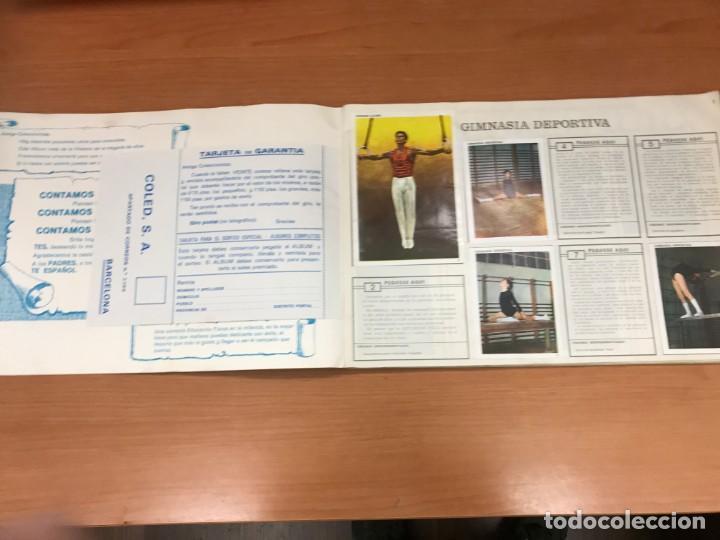 Coleccionismo Álbumes: ALBUM CONTAMO CONTIGO 1968 INCOMPLETO 134 CROMO PEGADOS - Foto 2 - 194899716