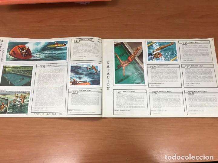 Coleccionismo Álbumes: ALBUM CONTAMO CONTIGO 1968 INCOMPLETO 134 CROMO PEGADOS - Foto 8 - 194899716