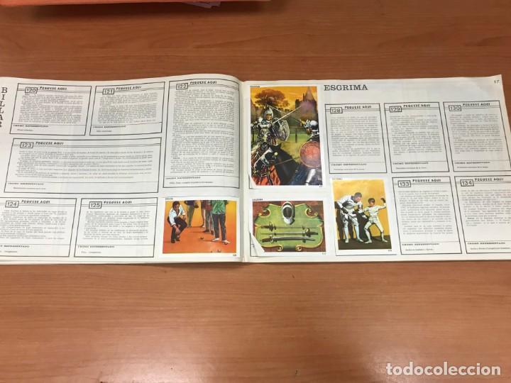 Coleccionismo Álbumes: ALBUM CONTAMO CONTIGO 1968 INCOMPLETO 134 CROMO PEGADOS - Foto 10 - 194899716
