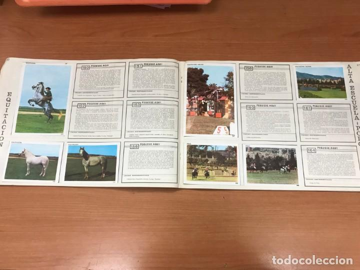 Coleccionismo Álbumes: ALBUM CONTAMO CONTIGO 1968 INCOMPLETO 134 CROMO PEGADOS - Foto 12 - 194899716