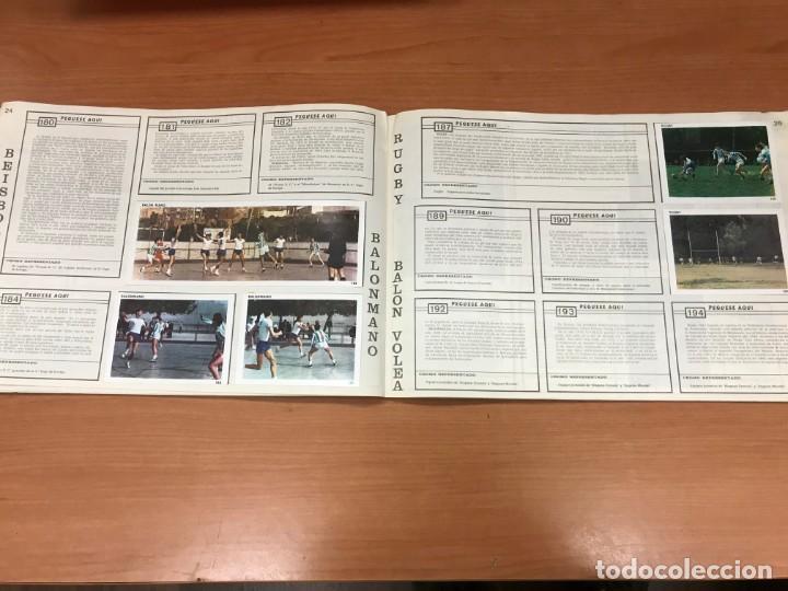 Coleccionismo Álbumes: ALBUM CONTAMO CONTIGO 1968 INCOMPLETO 134 CROMO PEGADOS - Foto 14 - 194899716