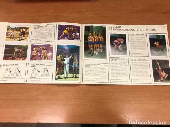 Coleccionismo Álbumes: ALBUM CONTAMO CONTIGO 1968 INCOMPLETO 134 CROMO PEGADOS - Foto 16 - 194899716