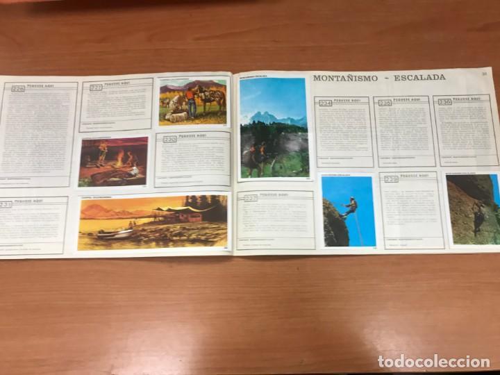 Coleccionismo Álbumes: ALBUM CONTAMO CONTIGO 1968 INCOMPLETO 134 CROMO PEGADOS - Foto 17 - 194899716