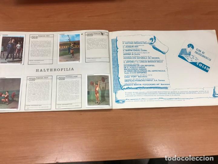 Coleccionismo Álbumes: ALBUM CONTAMO CONTIGO 1968 INCOMPLETO 134 CROMO PEGADOS - Foto 22 - 194899716