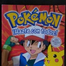 Coleccionismo Álbumes: POKEMON,,ALBUM DE CROMOS. Lote 194957423