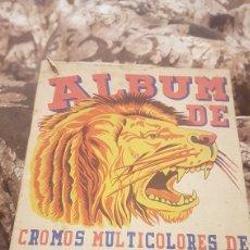 Coleccionismo Álbumes: ALBUM DE CROMOS AÑO 1947. Lote 194974001