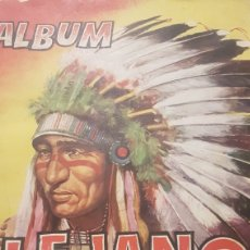 Coleccionismo Álbumes: ALBUM LEJANO OESTE. Lote 194974700