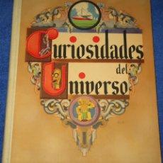 Coleccionismo Álbumes: CURIOSIDADES DEL UNIVERSO - NESTLÉ (1933) ¡ALBUM VACÍO!. Lote 195059765
