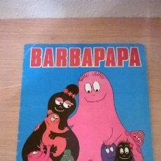 Coleccionismo Álbumes: ÁLBUM CROMOS BARBAPAPA. Lote 195132133