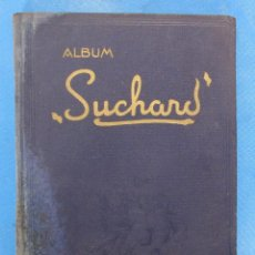 Coleccionismo Álbumes: ÁLBUM VACIO. CHOCOLATE SUCHARD AZUL. SAN SEBASTIÁN, 1930'S.. Lote 195135382