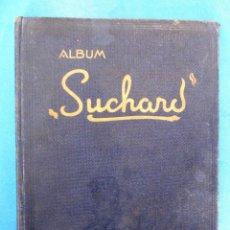 Coleccionismo Álbumes: ÁLBUM VACIO. CHOCOLATE SUCHARD AZUL. SAN SEBASTIÁN, 1930'S.. Lote 195135891