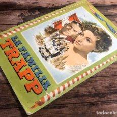 Coleccionismo Álbumes: LA FAMILIA TRAPP.. Lote 195140951