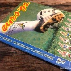 Coleccionismo Álbumes: EURO'92.. Lote 195148462