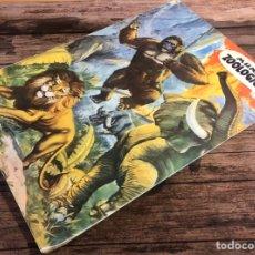Coleccionismo Álbumes: MUNDO ZOOLÓGICO. Lote 195160226