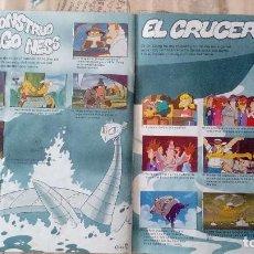 Coleccionismo Álbumes: ALBUM DE YOPLAIT DE INSPECTOR GADGET. Lote 195171121