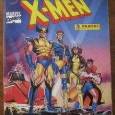 Coleccionismo Álbumes: X-MEN ALBUM INCOMPLETO. Lote 195207242