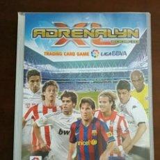 Coleccionismo Álbumes: ÁLBUM ADRENALYN 2009/2010. 09/10. Lote 195218308