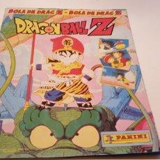 Coleccionismo Álbumes: ALBUM DRAGON BALL Z INCOMPLETO A FALTA DE UN CROMO N° 45. Lote 195238207