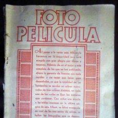 Coleccionismo Álbumes: FOTO PELÍCULA TEMA DEPORTES CASI COMPLETO (FALTAN 7 DE 360 CROMOS). Lote 195283701