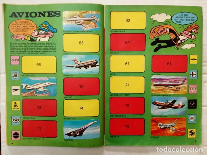 Coleccionismo Álbumes: LAS VACACIONES DE MORTADELO, INCOMPLETO. VER FOTOS Y DESCRIPCIÓN - Foto 6 - 195366907