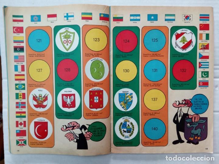Coleccionismo Álbumes: LAS VACACIONES DE MORTADELO, INCOMPLETO. VER FOTOS Y DESCRIPCIÓN - Foto 9 - 195366907