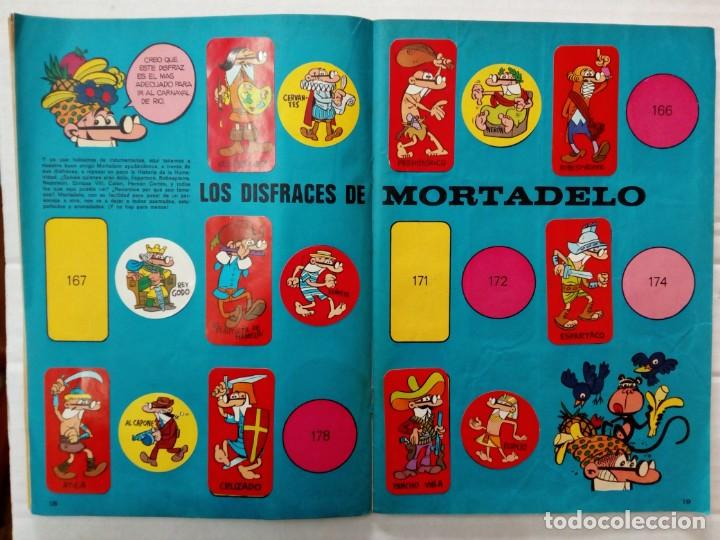 Coleccionismo Álbumes: LAS VACACIONES DE MORTADELO, INCOMPLETO. VER FOTOS Y DESCRIPCIÓN - Foto 11 - 195366907