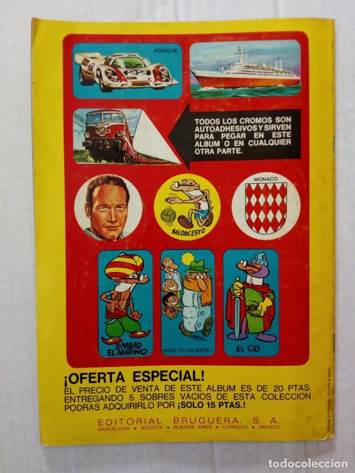 Coleccionismo Álbumes: LAS VACACIONES DE MORTADELO, INCOMPLETO. VER FOTOS Y DESCRIPCIÓN - Foto 19 - 195366907