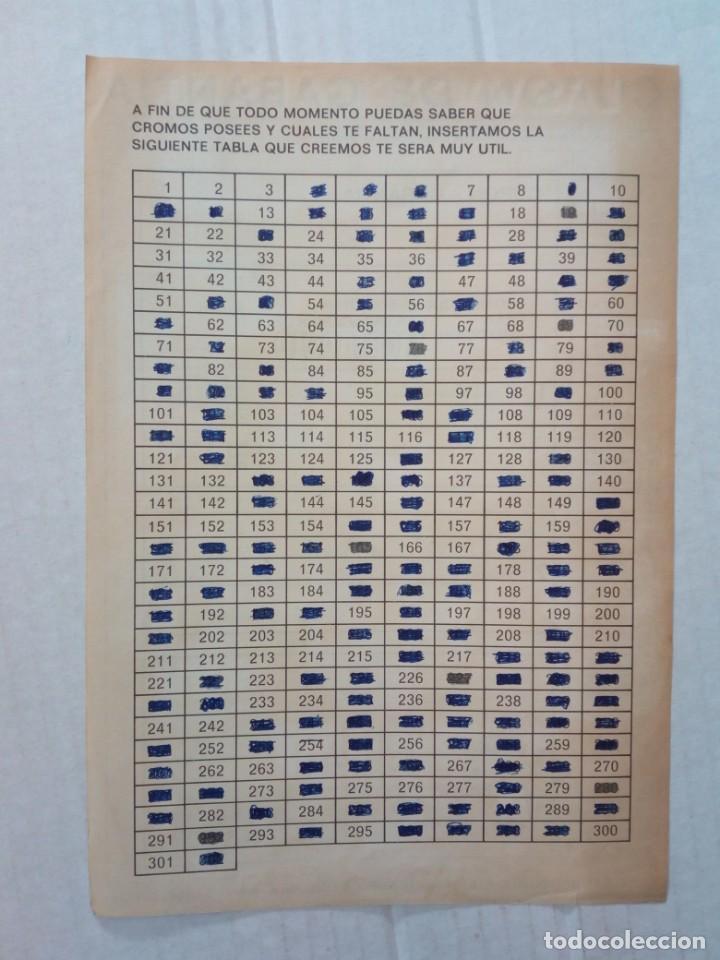 Coleccionismo Álbumes: LAS VACACIONES DE MORTADELO, INCOMPLETO. VER FOTOS Y DESCRIPCIÓN - Foto 21 - 195366907