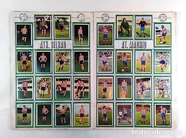 Coleccionismo Álbumes: Campeonato de liga 1975-76 - Álbum de cromos de fútbol - Faltan fichajes de última hora - Foto 4 - 195384837